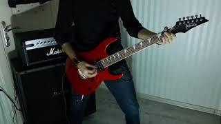 Yirmi7 - Sokak Lambası Elektro Gitar Cover