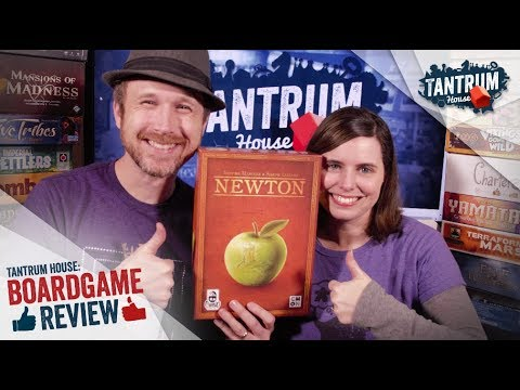 Newton Board Game Review