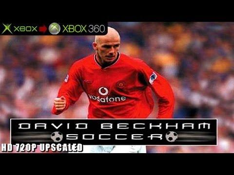 David Beckham Soccer Xbox