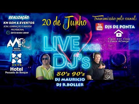 2ª Live dos Djs de Ponta