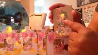Teeny Tiny Embellishment Swap 2016 Hosted By Srapdaworld