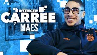 Interview Carrée Maes : Sa notoriété, ses potes d'enfance, l'influence de Lefa...
