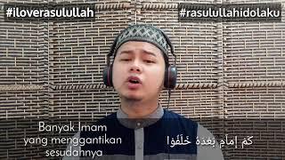 Ya Rasulallah Salamun A'laik Versi Cindai Cover By Idris Shamsuddin