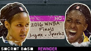 The last-second Game 5 finish of the 2016 WNBA Finals demands a deep rewind | Lynx-Sparks thumbnail