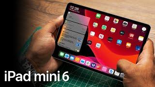 Apple iPad mini 6 - Epic Power!
