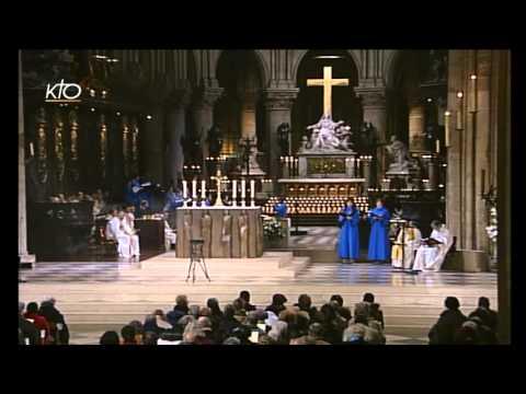 Vêpres solennelles de l'Immaculée Conception du 8 décembre 2014