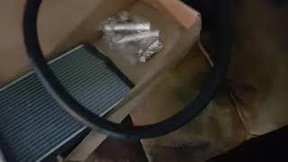 Радиатор печки хендай Электра 2.0 акпп 2001-2006 год