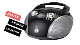 Die Besten Radio mit CD Player Test - (Top 5)