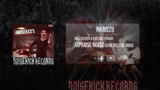 NKR028: 03. Hellseeker & Doctor Terror - Japanse Noise (The Vizitor RMX)