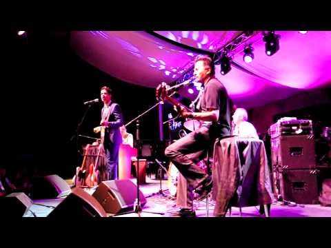 Jordan John Live at Toronto Jazz Festival (opening for Aretha Franklin)