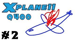 dash 8 q400 x plane 11 - Kênh video giải trí dành cho thiếu nhi