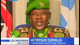 HITIMISHO SOMALIA: Safari ya vikosi vya KDF Somalia