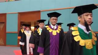 Universitas Nasional – Wisuda UNAS Periode Ganjil Tahun Akademik 2017/2018