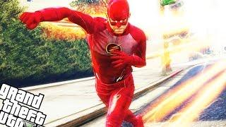 The Flash | Gta 5 Mod Showcase