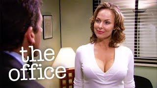 Jan's Boob Job  - The Office US
