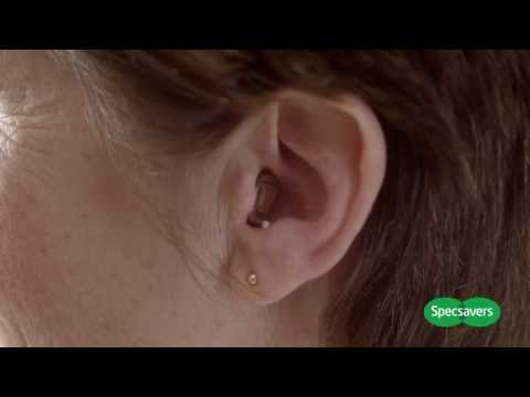 How To Fit In The Canal Hearing Aids | Specsavers