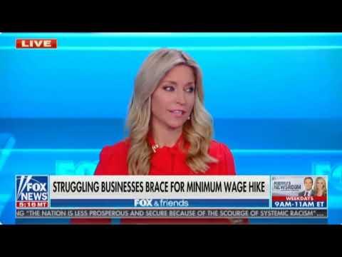 Fox News Advocates Getting 2 Jobs Instead Of $15 Minimum Wage