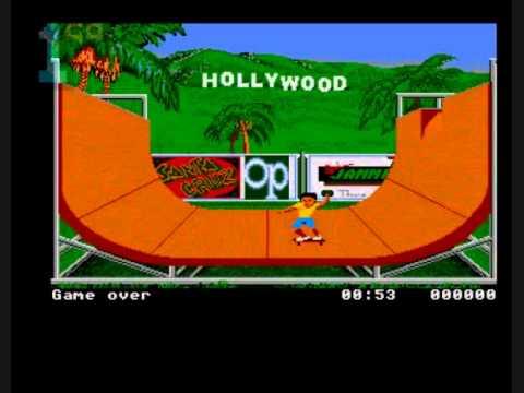 California Games Amiga