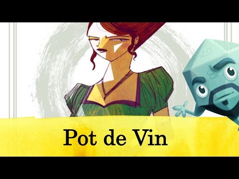 Pot de Vin Review - with Zee Garcia