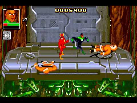 Justice League : Chronicles GBA