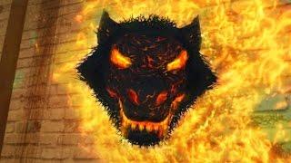 PACK-A-PUNCH SHOVEL! SCHLOSS DER TOTEN Call of Duty Zombies Custom Map Gameplay