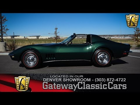 Video of Classic 1968 Corvette located in Illinois - M9KE