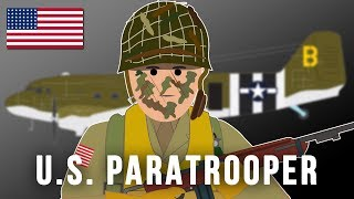 U.S. Paratrooper (World War II)