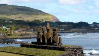 preview picture of video 'Polynesia Isla de Pascua Hanga Roa. Ennio 2010'