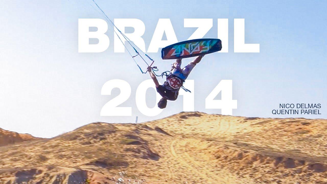 Nico Delmas & Quentin Pariel - Brazil 2014