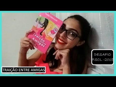 RESENHA #41: TRAIÇÃO ENTRE AMIGAS | Bruna Fazio