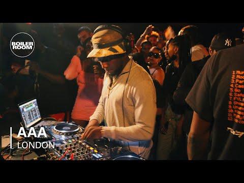 AAA | System LDN: Juls' Afrobeats Summer Jam