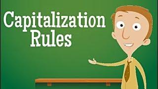 Capitalization Rules | Classroom Language Arts Video