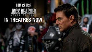Jack Reacher 2  In Cinemas Now  Paramount Pictures