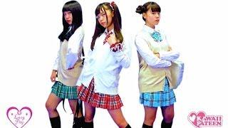 Japanese Kawaii Schoolgirls Uniforms | Lucy Pop fashion Brand | 可愛い制服は、Lucy Pop ! | 女子高生ファッション