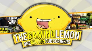 1 MILLION SUBSCRIBERS! - Best of TheGamingLemon Montage