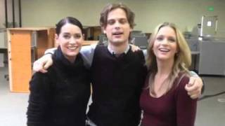 Paget, Matthew and AJ on 150 episodes