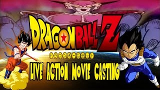 Dragon Ball Z Live Action Movies Perfect Cast List