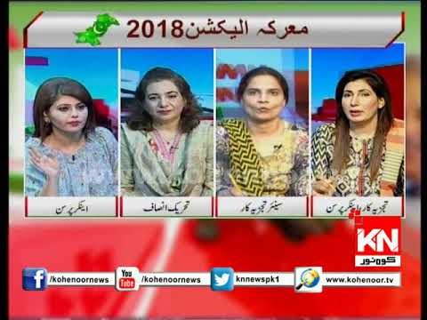 27 July 2018 Marqa Election 2018 | Kohenoor News Pakistan