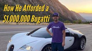 How Did Stradman Afford a Bugatti Veyron?