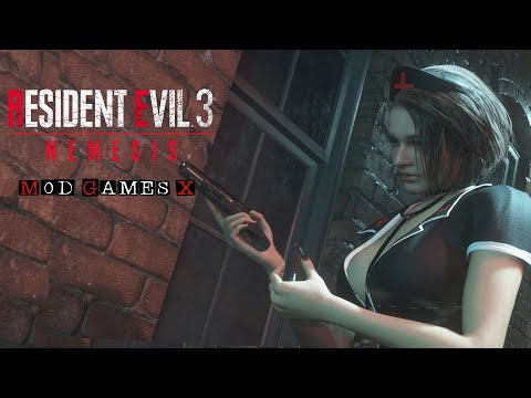 Resident Evil 3 - Jill Diablo Suit