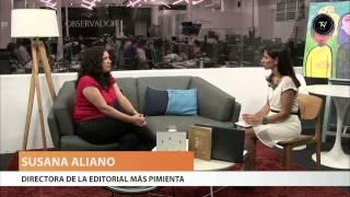 Entrevista de Cecilia Bonino a Susana Aliano