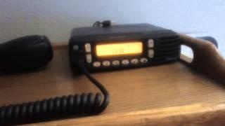 Kenwood NEXEDGE NX-800 Two-Way Radio
