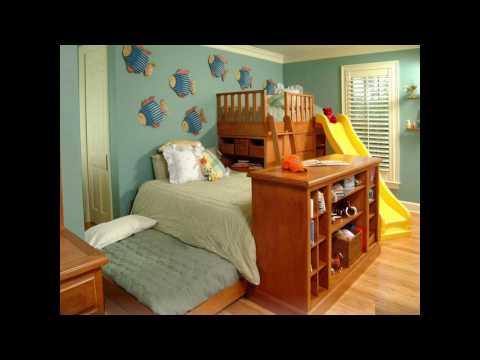 Ideas de diseño de muebles de almacenamiento para niños