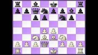Chess Trap 5 (Against Pirc/Modern Defense)