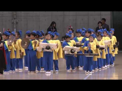 金の星幼稚園 鼓笛隊 2015年度 年長(ロングバージョン)
