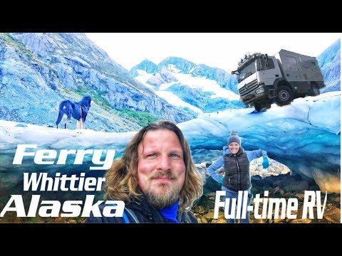 Full-time RV Alaska | Ferry Whittier To Valdez | Liveandgive4x4 Mp3