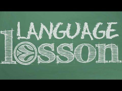 Language Lesson: Pinar Karsiyaka Izmir
