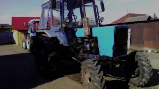 Заказ:Предстоящий ремонт мТз-82 (Анонс)