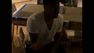 Chris Brown Covers D'Angelo