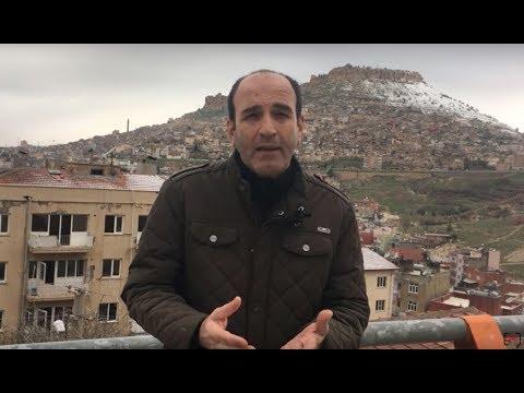 Mardin'de gündem kayyumlar. Ferit Aslan adaylarla konuştu.